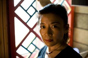 Bloggerin Tsering Woeser